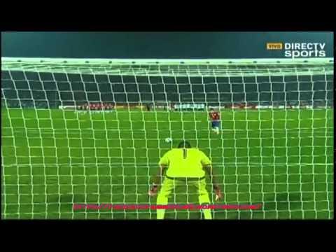 Chile 0(4)-(1)0 Argentina (Caracol Radio) - Final Copa América 2015