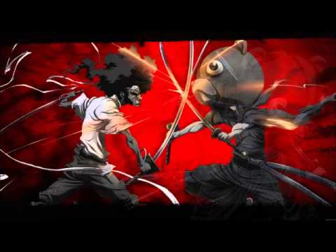 Afro Samurai  Afro Vs Kuma Song Mukihyena Beat Extended video
