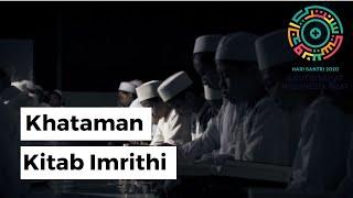 PP Ihya Ulumiddin Khataman 2015 : Kitab Al Imrithi