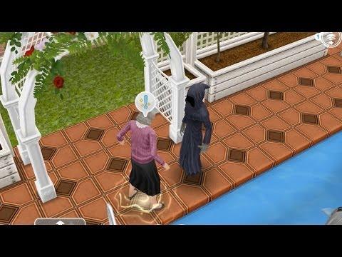 Sims Gratuito    Memorias de una sim... (muerte)