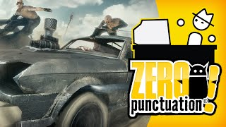 Mad Max - The Sandiest Sand Box (Zero Punctuation)