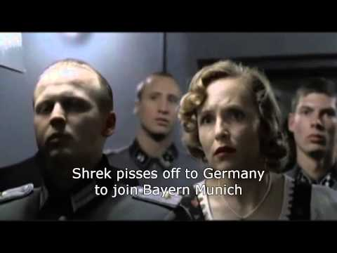 Hitler Reacts to David Moyes' Appointment at MUFC