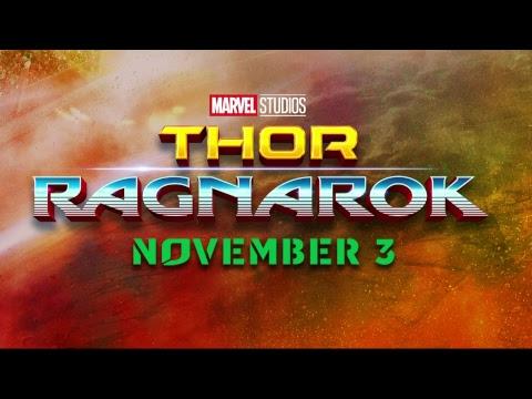 Thor. Ragnarok LA Red Carpet Premiere