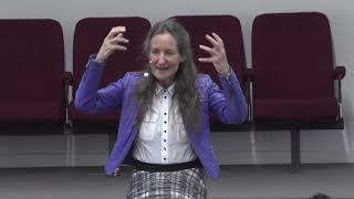"""Personal Testimony"" by Barbara O'Neill (10/10)"