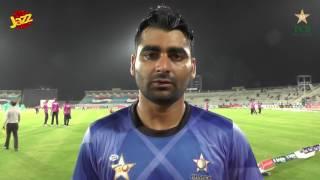 Jazz National T20 Cup 2016 - Shahzaib Hasan