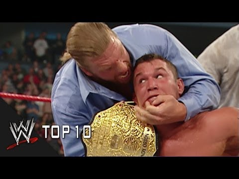 Splitsville - Wwe Top 10 video
