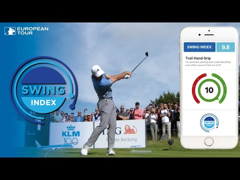 Sergio Garcia's Slow Motion Swing Analysis | Swing Index