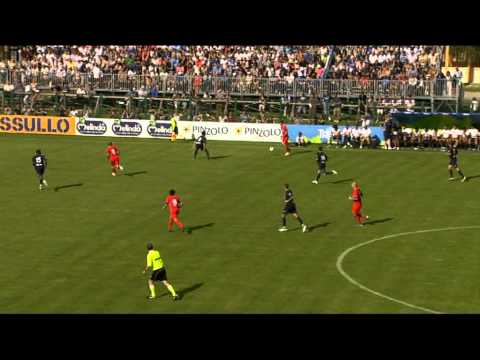 Amichevole, Rapp.Trentino-Inter: 0-6 (12/07/2012)  Highlights Inter Channel