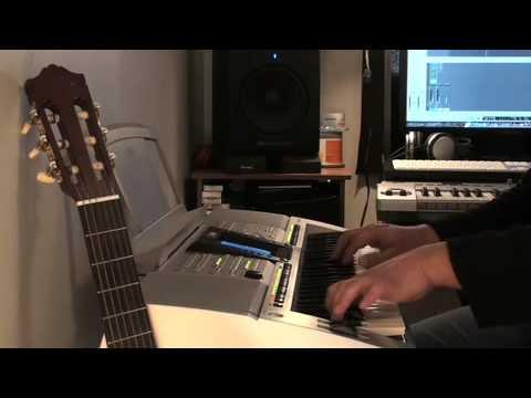 Piano - Sun Mere Mehboob Sun - Nazia Hassan