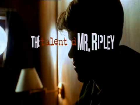 Talented Mr Ripley   opening credits