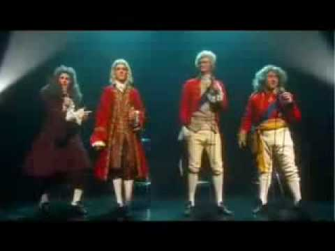 Horrible Histories - The 4 Georgians (born To Rule) - Lyrics In Description video