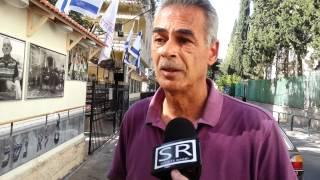 Phillip Adams of Yad Ezer l