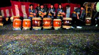 Taiko Drum Performance 2