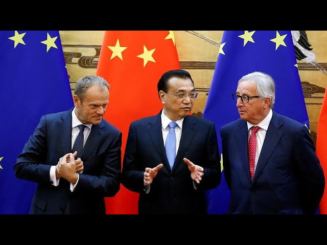 EU and China agree to work together on WTO reforms