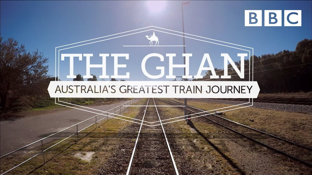 All aboard the legendary Ghan - BBC