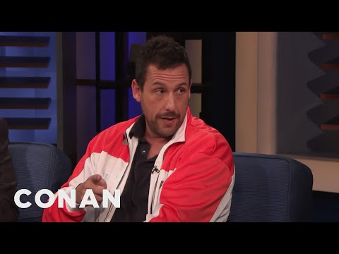 download song Adam Sandler's Heart Attack Scare - CONAN on TBS free