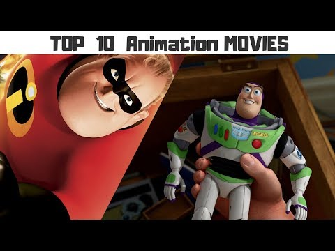 Top 10 Animation Movies Of Hollywood | In Hindi