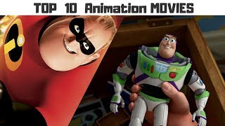 Top 10 Animation Movies Of Hollywood   In Hindi