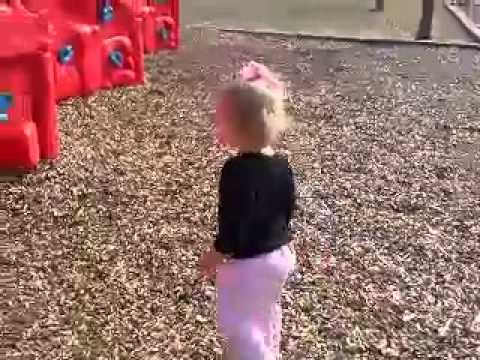 Kate At The Playground #6, 2.15.14 video