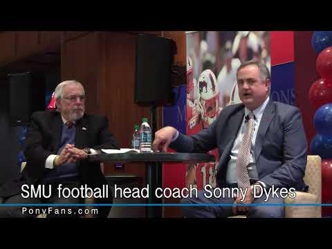 New SMU football head coach Sonny Dykes breaks down the Mustangs' 2018 recruiting class.