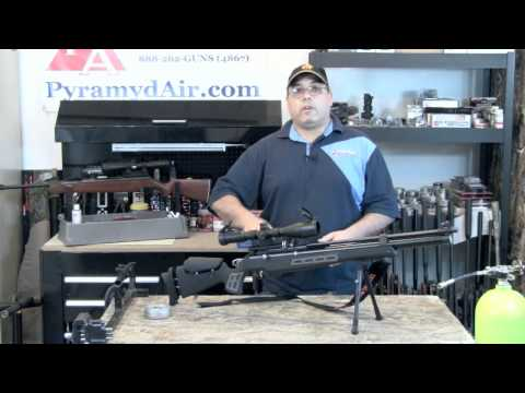 Hatsan BT65 Airgun Review in .25 Cal -