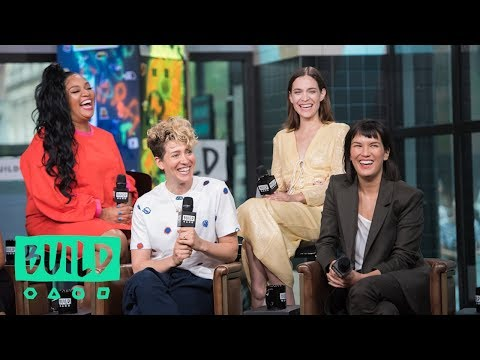 Mia Lidofsky, Zoe Chao, X Mayo, Sarita Choudhury & Kathleen Munroe On Season 2 Of
