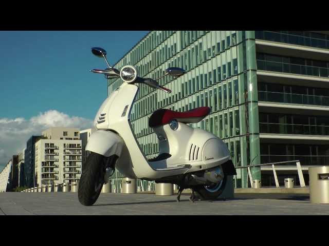 Vid�o Essai Vespa 946 par Scooter-Station