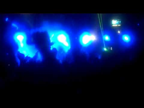 Major Lazer  Pon De Floor  @ Coachella 2010 Pt. 4 Music Videos