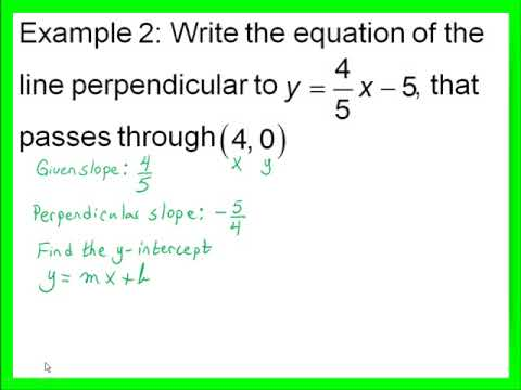 writing equations of lines standard form The standard form for a linear equation is ax + by = c (a ≥ 0) because we have coordinates of a point on the line and slope, let's use point-slope form of linear equation y - y1 = m(x -x1) y - (- 4) = (1/2)(x - 6) y + 4 = (1/2)x - 3 y - (1/2)x = - 3 - 4 let's multiply both sides of equation by (- 2) x - 2y = 14.
