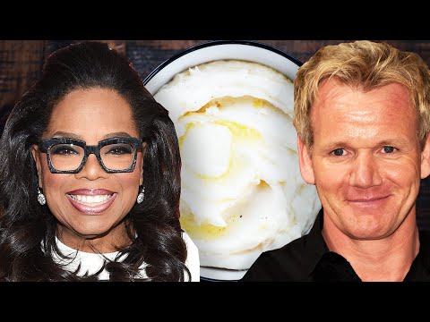 Which Celebrity Makes The Best Mashed Potatoes?