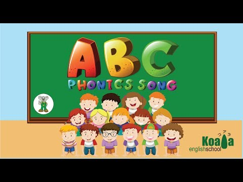 Fun Kids Songs Abc Phonics Chant video