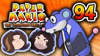 Paper Mario TTYD: Where's That Sticky Goo? - PART 94 - Game Grumps