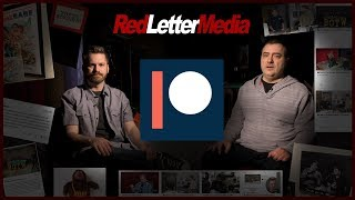 Red Letter Media is on Patreon!