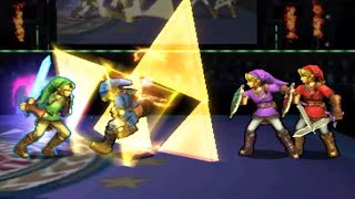 Super Smash Bros 4 (3DS) - All Final Smashes