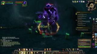 Wow Legion - World quest - WANTED: Devouring Darkness
