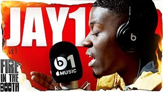 JAY1 - Fire In The Booth