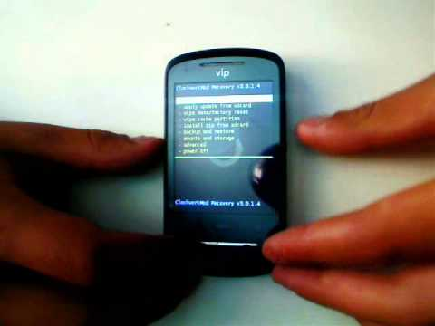 Kako Root-ovati [ How to Root ] ZTE-Racer (VipDroid) / Step