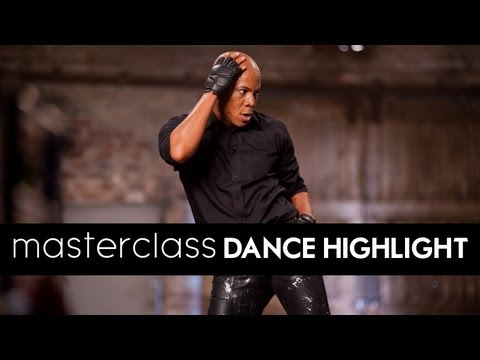 Learn To Dance:  Travis Payne's Michael Jackson's Ghost Masterclass Routine [ds2dio] video