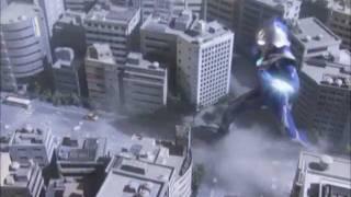 Ultraman Nexus/Noa vs Dark Zagi
