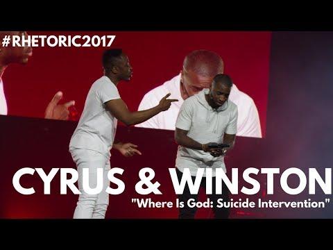 RHETORIC 2017 | CYRUS & WINSTON
