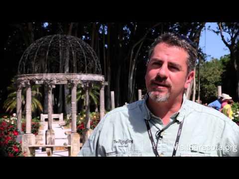 Visit Sarasota County: Ringling Rose Garden