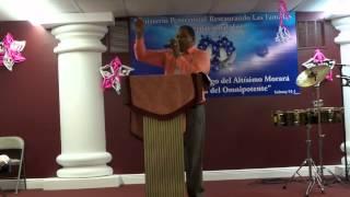 12 14 2014 Por que El Reyno De Dios No Conssiste En Palabra Si no En Poder, Pastor Ernesto Sanchez