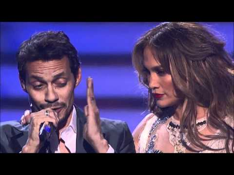 Marc Anthony & Jennifer Lopez - Performance on American Idol finale.