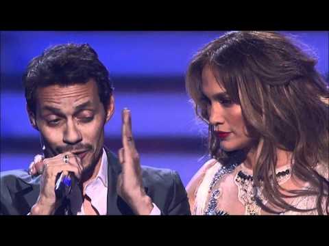 Marc Anthony & Jennifer Lopez - Performance on American Idol finale.
