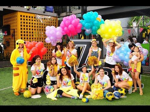 กีฬาสีรวมเหล่าตัวแม่ ♥ Jeban 7 Wonders