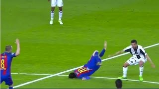 Lionel Messi ROASTED on Twitter After Faceplant and Shutout Loss to Juventus