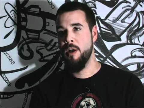 Chimaira interview - Rob Arnold (part 1)