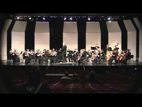 Andante Cantabile - Tschaikowsky - The Permian High School Satin Strings