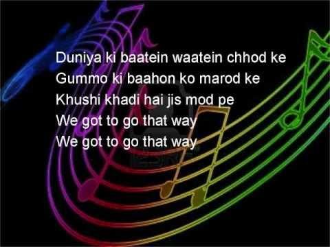 Golmaal 3 Ale w Lyrics