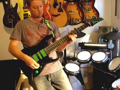 Steve Vai - The Riddle